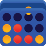 Four In A Row Online Four In A Line Puzzles MOD APK Unlimited Money 5.1.1.5