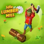 Idle Lumber Mill MOD APK Unlimited Money 1.3.1
