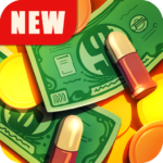 Idle Tycoon Wild West Clicker Game – Tap for Cash MOD APK Unlimited Money 1.15.2