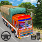 Real Mountain Cargo Truck Uphill Drive Simulator MOD APK Unlimited Money 1.5
