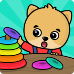 Shapes and Colors Kids games for toddlers MOD APK Unlimited Money 2.25