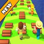 Shortcut Run Race 3D MOD APK Unlimited Money 1.3