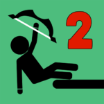 The Archers 2 Stickman Games for 2 Players or 1 MOD APK Unlimited Money 1.5.8