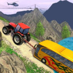 Tractor Pull Simulator Drive Tractor Game 2020 MOD APK Unlimited Money 1.14