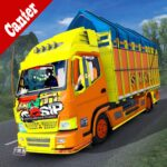 Truck Canter Simulator Indonesia 2021 – Anti Gosip MOD APK Unlimited Money 1.1