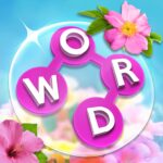 Wordscapes In Bloom MOD APK Unlimited Money 1.3.9