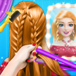 Braided Hairstyle Salon Make Up And Dress Up MOD APK Unlimited Money 0.7