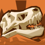 Dino Quest 2 Jurassic bones in 3D Dinosaur World MOD APK Unlimited Money 1.01