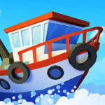 Fish idle hooked tycoon. Your own fishing boat MOD APK Unlimited Money 3.7