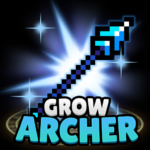 Grow ArcherMaster – Idle Action Rpg MOD APK Unlimited Money 1.3.0