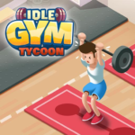 Idle Fitness Gym Tycoon – Workout Simulator Game MOD APK Unlimited Money 1.5.4