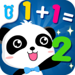 Little Panda Math Genius – Education Game For Kids MOD APK Unlimited Money 8.52.00.00