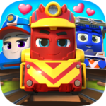 Mighty Express – Play Learn with Train Friends MOD APK Unlimited Money 1.2.10