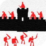 One on one Siege of castles – Offline strategy MOD APK Unlimited Money 42