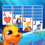 Solitaire Fish – Classic Klondike Card Game MOD APK Unlimited Money 1.2.0