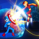 Stickman Fighter Infinity – Super Action Heroes MOD APK Unlimited Money 1.1.4