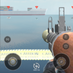 Defense Ops on the Ocean Fighting Pirates MOD APK Unlimited Money 1.9