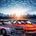 Drift Driver car drifting games in the city MOD APK Unlimited Money 13