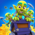 Gold and Goblins Idle Miner MOD APK Unlimited Money 1.2.0