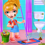 Keep Your House Clean – Girls Home Cleanup Game MOD APK Unlimited Money 1.2.59