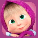 Masha and the Bear. Games Activities MOD APK Unlimited Money 5.5
