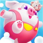 Piggy Boom-Be the coin master MOD APK Unlimited Money 4.5.2