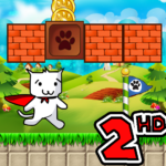 Super Cat World 2 HD – Syobon Action MOD APK Unlimited Money 1.0