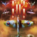 Top Fighter WWII airplane Shooter MOD APK Unlimited Money 4