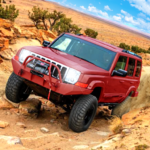 4×4 Suv Offroad extreme Jeep Game MOD APK Unlimited Money