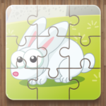 Animal Puzzle Games for Kids MOD APK Unlimited Money