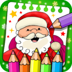 Christmas Coloring Book MOD APK Unlimited Money