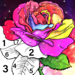 Color By Number Paint By Number – Coloring Book MOD APK Unlimited Money 8.0