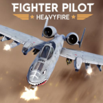 Fighter Pilot HeavyFire MOD APK Unlimited Money 0.90.18