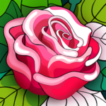 Hey Color Paint by Number Art Coloring Book MOD APK Unlimited Money 1.5.0