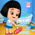 Home and Garden Cleaning Game – Fix and Repair It MOD APK Unlimited Money