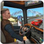 In Truck Driving Games Highway Roads and Tracks MOD APK Unlimited Money 1.2.1
