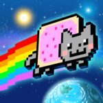 Nyan Cat Lost In Space MOD APK Unlimited Money