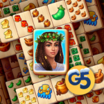 Pyramid of Mahjong A tile matching city puzzle MOD APK Unlimited Money