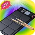 Real Electro Drum Pad – Hip Hop Electro Music Drum MOD APK Unlimited Money