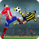 Soccer Games Hero Play Football Game Tournament MOD APK Unlimited Money