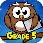 Fifth Grade Learning Games MOD APK Unlimited Money
