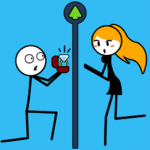 Draw Drag Delete Pin Pull to something MOD APK Unlimited Money