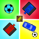 Games For 23 or 4 Players MOD APK Unlimited Money