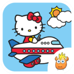 Hello Kitty Discovering The World MOD APK Unlimited Money