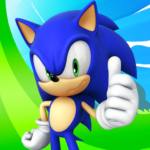 Sonic Dash – Endless Running Racing Game MOD APK Unlimited Money