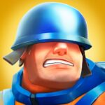 Warhands Epic clash in chaos leaguePvP Real time MOD APK Unlimited Money