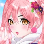 Anime Dress Up Queen Game for girls MOD APK Unlimited Money 0.3