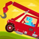 Dinosaur Rescue – Truck Games for kids Toddlers MOD APK Unlimited Money