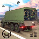 New Army Truck simulator Free Driving Games 2021 MOD APK Unlimited Money
