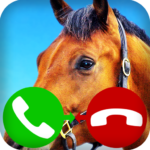 fake call horse game MOD APK Unlimited Money